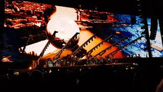 Roger Waters - Speak to Me/Breathe/One of These Days - Lima 2018