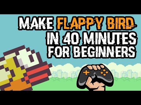 Gamemaker | How To Make Flappy Bird In 40 Minutes Beginner T
