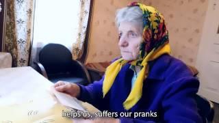 Социальный ролик - Берегите бабушек