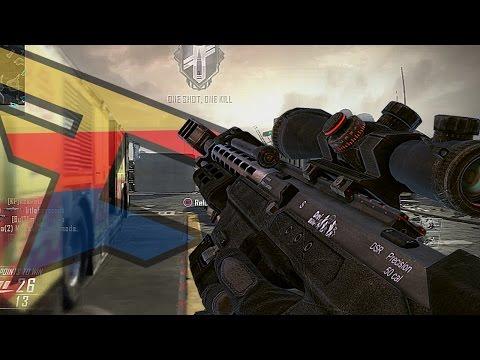 FaZe DuaL CON el DSR   Black Ops 2