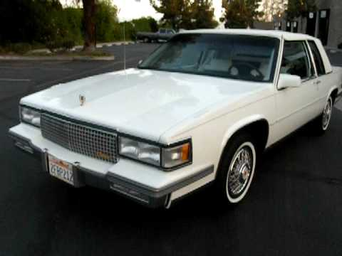 1987 Cadillac Coupe Deville U0918 #1 - YouTube