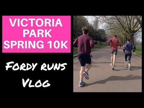 RUN 10k! Victoria Park Spring 10k