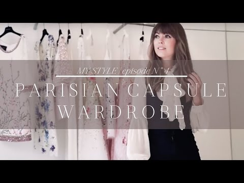 Capsule Wardrobe! 5 Pieces For French Girl Style | Episode No. 4