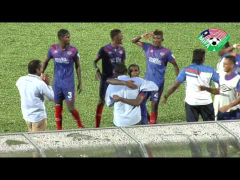 FAM CUP 2016 - FINAL PKNP FC VS MISC-MIFA