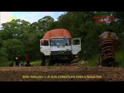 LES ROUTES DES L'IMPOSSIBLE AUX CONGO KINSHASA