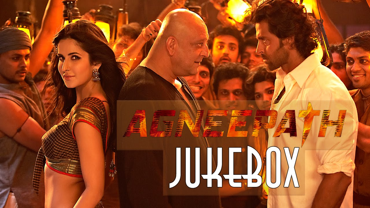 agneepath full audio songs jukebox | hrithik roshan, priyanka chopra