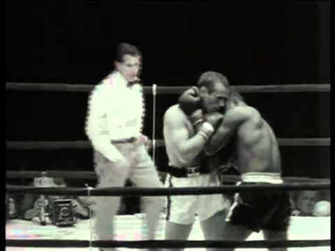 Ingemar Johansson vs Floyd Patterson II - June 20, 1960 - Round 5 video.flv