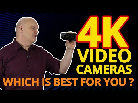 4K Video Camera, Which is Best For You? Consumer or Semi-Pro