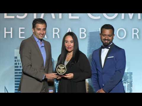 Sobha Group receives 'The Top Real Estate Company' award by Forbes Middle East.