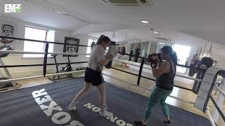 Just Boxing with Rosie Lee & Rose Mac - Total Boxer   London