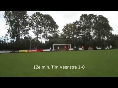 06-09-15 doelpunten bij Eenrum-Zuidlaarderveen