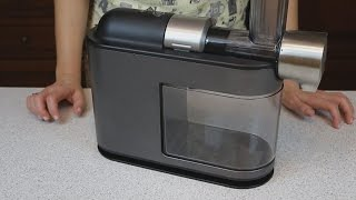 Шнековая соковыжималка Philips HR1897/30 ✧ Обзор