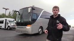 2004 Setra S417 56 Passenger Coach Bus - C00117