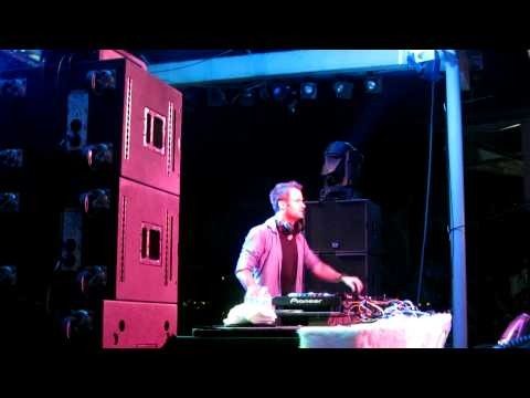 Dash Berlin - Heaven & Hell - Aloha Tower Waterfront - Honolulu, HI - October 20, 2012