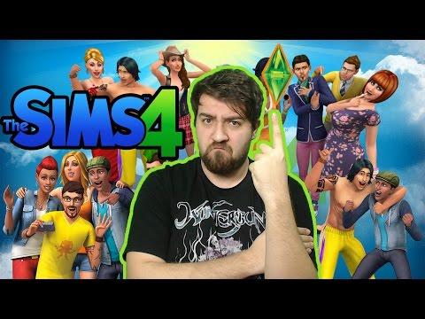 YOUTUBERLARLA EVE ÇIKIYORUZ - Sims 4 Bölüm 1