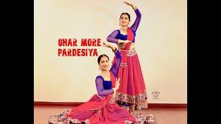 Ghar More Pardesiya - Kalank | Varun, Alia & Madhuri| Shreya & Vaishali|