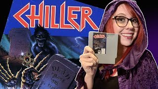 Is Chiller On Nes The Goriest Retro Game Ever
