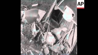 SYND 16 5 67 HOME MADE PLANE CRASHES KILLING PILOT DESIGNER