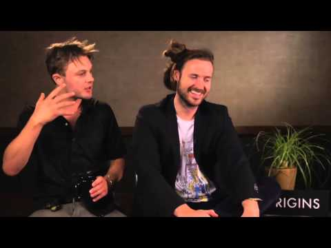 I ORIGINS   Michael Pitt and Mike Cahill