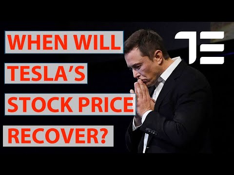 When Will Tesla's Stock (TSLA) Price Recover? [It May Be Longer Than You Think]