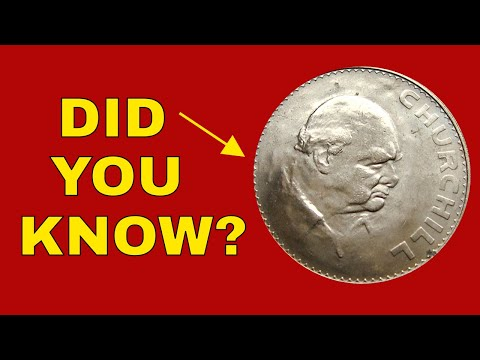 Royal Mint Coin! Churchill Coin You Should Know About!