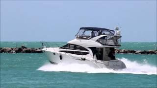 Meridian 391 Sedan Yacht