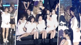 190123 레드벨벳과 친한 블랙핑크 : RedVelvet, BLACKPINK 친목 friendship : Ending : Edited fancam