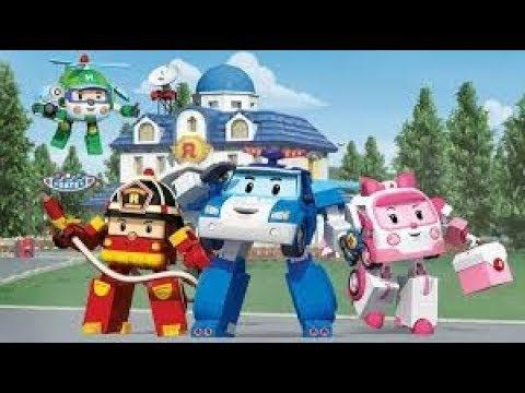 Robocar poli sigla in italiano youtube