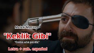 Melek Mosso \Keklik Gibi\ (Como una perdiz) Letra + sub. español