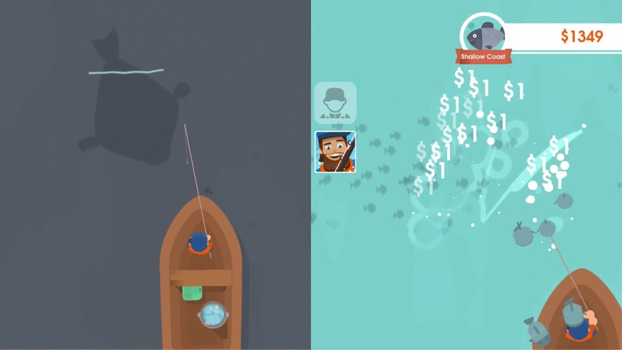 Hooked Inc: Fisher Tycoon Mod APK 2 1 0 [Unlimited Money