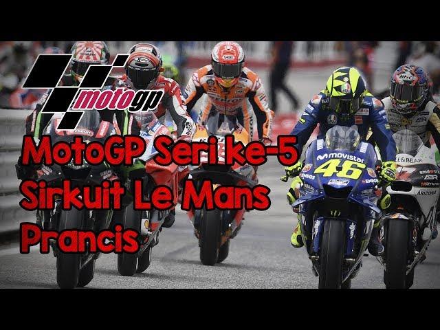 Jadwal Race MotoGP Prancis di Sirkuit Le Mans, Minggu (19/5), Marc Marquez Start Pertama