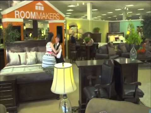 Alex And Stephanie Furniture Mall Of Kansas Commercial