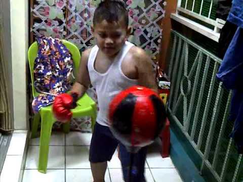 My son KEE MOHD AKMAL M SABAR