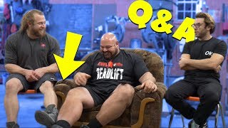 Q&A WITH JUJI & TOM   HOW TO MAKE A CAREER IN FITNESS