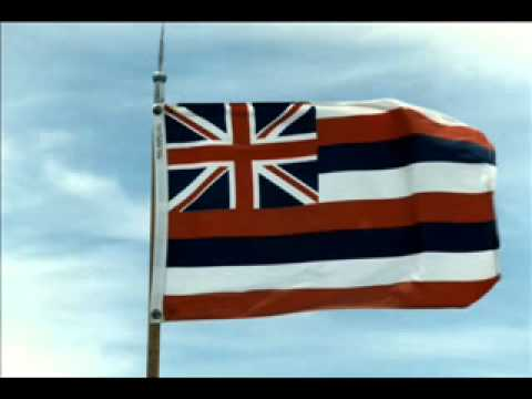 NATIONAL ANTHEM OF KINGDOM OF HAWAII (1795-1893)