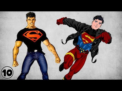 Top 10 Superboy Surprising Facts