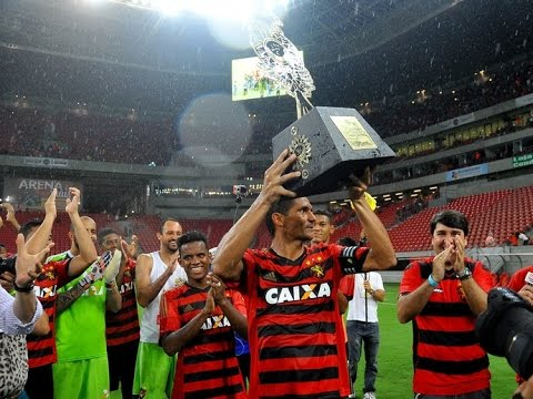 Taça Ariano Suassuna 2015 - Sport 2x1 Nacional/URU - Globo Esporte