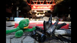 11/22【焦点对话】香港问题国际化,北京跳脚进退两难?纽时曝光新疆文件,凸显中共决策短板?