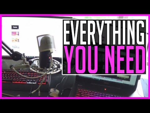 Everything You Need To Make Gaming Videos [Cheap/Free]