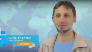 Angol B2 Euroexam nyelvvizsga felkészítő online tanfolyam
