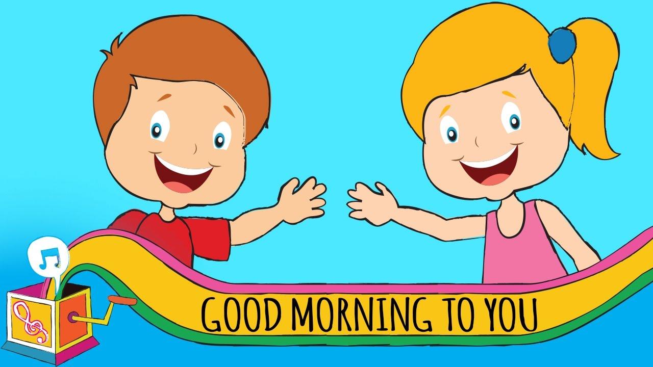 Good Morning To You Karaoke Youtube