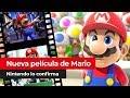 Super Mario salta al cine | Primeros detalles de su próxima película