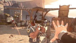 Dishonored 2 Геймплей 60 FPS Gamescom 2016