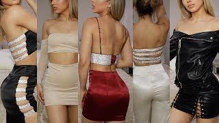 Meshki Boutique Clothing Try on Haul | Gemma Isabella