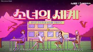 The world of my 17 (7.bölüm izle) Türkçe altyazılı