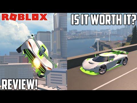 "Koenigsegg Jesko REVIEW! ""IS IT WORTH IT?!?"" (Roblox Driving Simulator)"