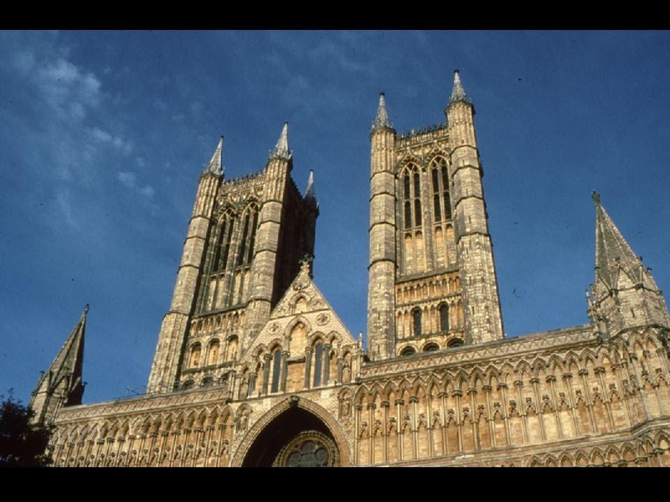 English Architecture: Reaching for Heaven, 1130-1300 - Simon ...