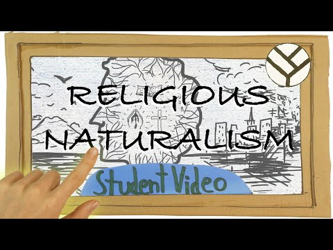 Religious Naturalism with Max Albee