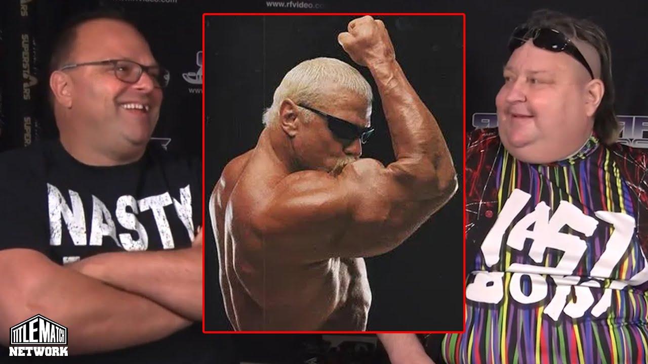 Nasty Boys - How Rick & Scott Steiner Were to Wrestle in WCW