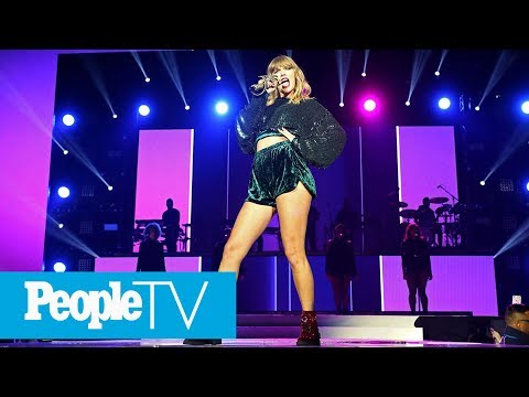 Taylor Swift Kicks Off Her Reputation Stadium Tour With Lots And Lots Of Snakes | PeopleTV Mp3